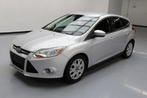 2012 Ford Focus SE HATCHBACK 5-SPEED CD AUDIO