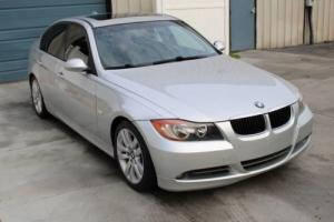 2008 BMW 3-Series 328i Sport Package 6 Speed Manual 3.0L Sedan 28 mpg