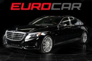 2016 Mercedes-Benz S-Class Mercedes-Maybach S600