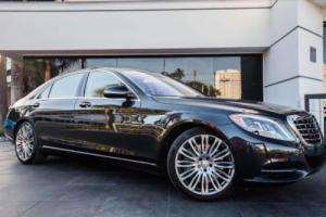 2016 Mercedes-Benz S-Class 550 Photo