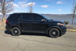 2014 Ford Explorer AWD Police Interceptor