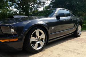 2007 Ford Mustang Deluxe Premium