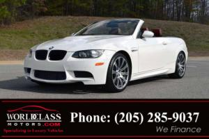 2012 BMW M3 2dr Convertible