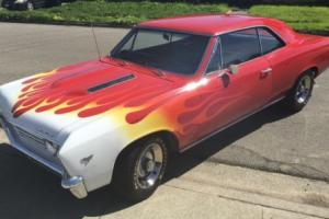 1967 Chevrolet Chevelle SS Package