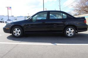 2002 Chevrolet Malibu 4dr Sedan LS