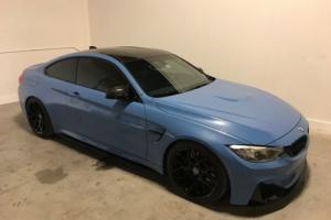 2015 BMW M4 M4