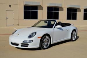 2007 Porsche 911 CARRERA S Convertible