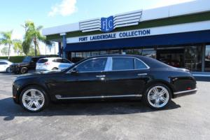 2012 Bentley Mulsanne 4dr Sedan