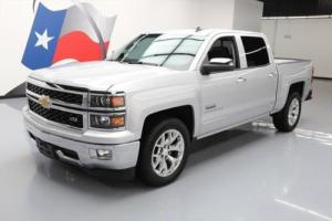 2014 Chevrolet Silverado 1500 SILVERADO LTZ CREW HTD SEATS SUNROOF NAV Photo