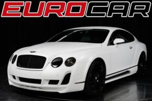 2008 Bentley Continental GT VORSTEINER EDITION