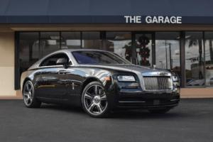 2014 Rolls-Royce Wraith 2dr Coupe Photo
