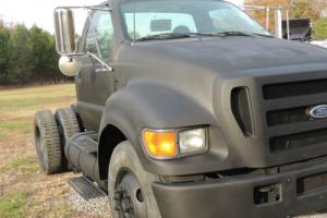 2006 Ford F 750