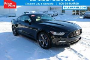 2015 Ford Mustang --