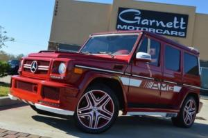 2014 Mercedes-Benz G-Class G63 AMG * CUSTOM INSTALLED BODY AND INTERIOR KIT