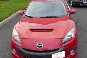 2010 Mazda Mazda3 Mazdaspeed 3