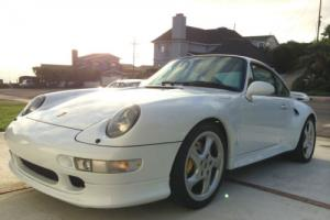 1998 Porsche 911 ANDIAL 3.8 C2S