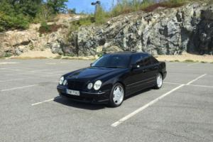 2001 Mercedes-Benz E-Class Photo