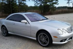 2005 Mercedes-Benz CL-Class CL65 Photo