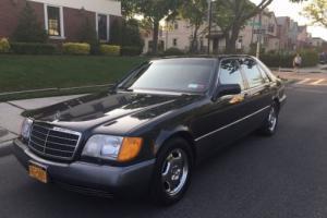 1992 Mercedes-Benz 600-Series