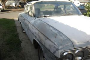 1962 Chevrolet Bel Air/150/210 N/A Photo