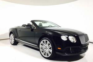 2014 Bentley Continental Flying Spur Speed