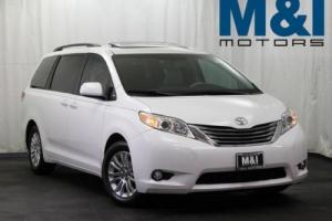 2012 Toyota Sienna XLE Wheelchair Accessible Conversion Handicap Van