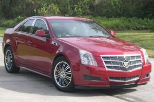 2011 Cadillac CTS cts