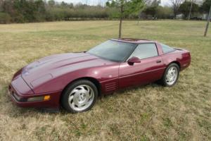 1993 Chevrolet Corvette Targa