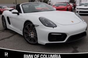 2015 Porsche Boxster 2dr Roadster GTS