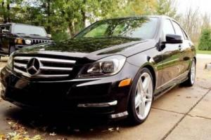 2012 Mercedes-Benz C-Class C300 Photo