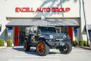 2016 Jeep Wrangler 4WD 4dr Sahara