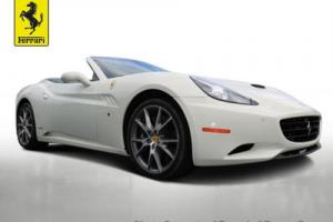 2014 Ferrari California F1 Spider