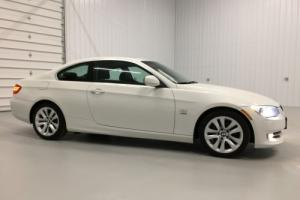 2013 BMW 3-Series Coupe*16k Mile*White/BLK*BMW Warranty*$21000 Photo