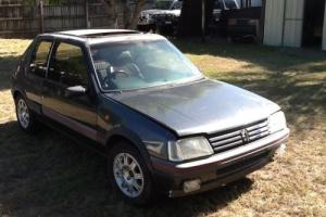 1990 Peugeot 205 GTI Dimma for Sale