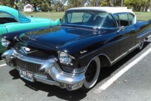 1957 Cadillac Coupe Photo