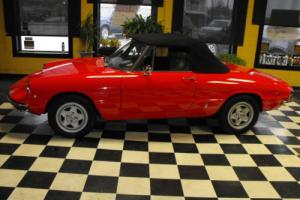 1969 Alfa Romeo Spider SPIDER