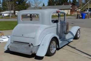 1932 Buick Street Rod Project (Resto Rod) Victoria Coupe