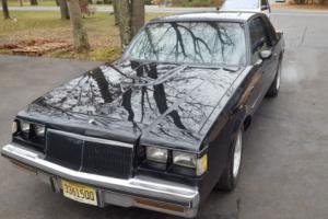 1985 Buick Grand National  Regal Grand National / T-Type Photo