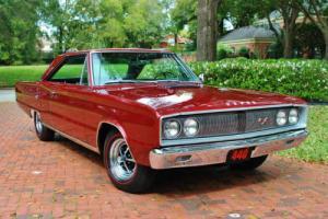 1967 Dodge Coronet R/T 440 Magnum Very Rare & Beautiful Mopar!