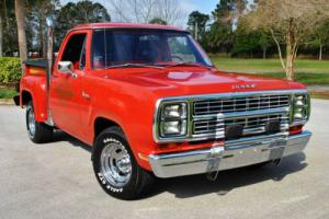 1979 Dodge Other Pickups D15 Lil' Red Express Truck 38,876 Actual Miles!