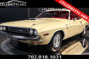 1970 Dodge Challenger Cream Dream 440 Magnum