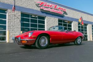 1972 Jaguar E-Type XKE Photo
