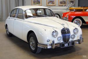 1963 Jaguar MKII -- Photo
