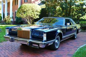 1979 Lincoln Continental Mark V Collector Series Only 42,561 Actual Miles!