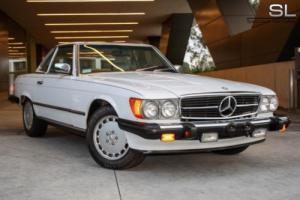 1987 Mercedes-Benz SL-Class Photo