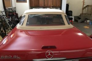 1988 Mercedes-Benz 500-Series Photo