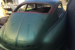 1950 Nash Ambassador Brougham