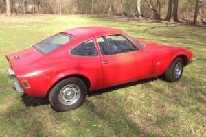1970 Opel Omega