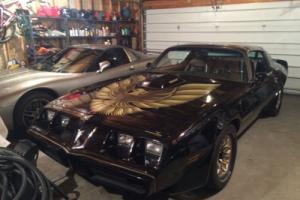 1980 Pontiac Trans Am T TOPS
