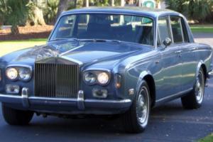 1975 Rolls-Royce Silver Shadow SILVER SHADOW